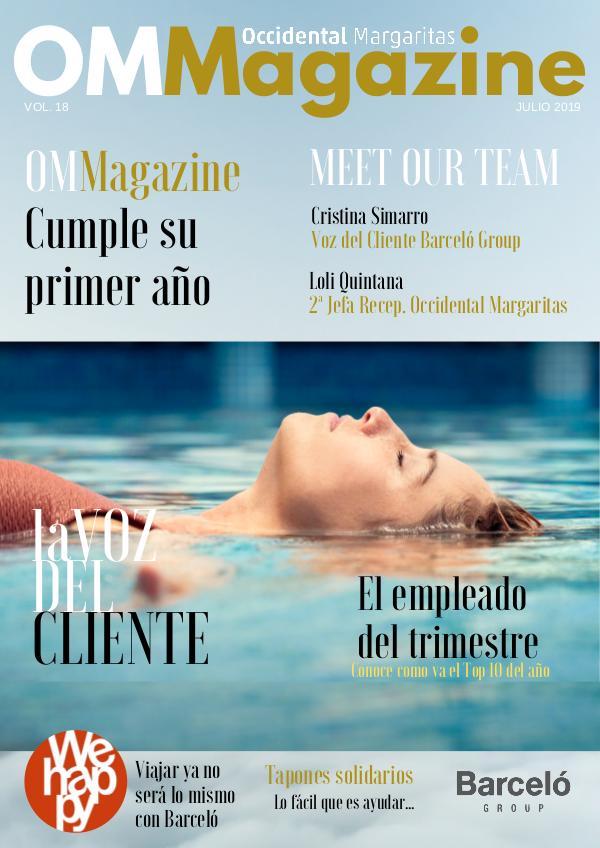 OMMagazine JULIO 2019 JULIO 2019