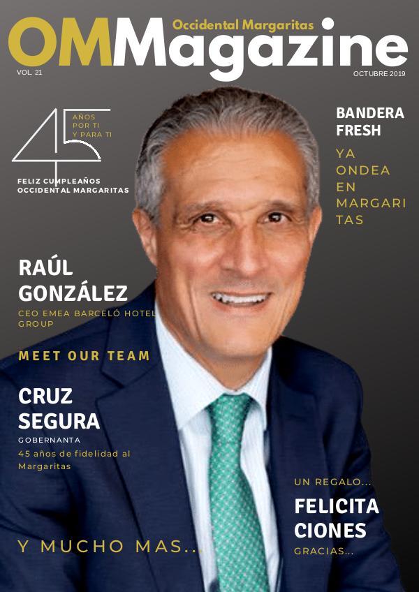 OMMagazine OCTUBRE 2019