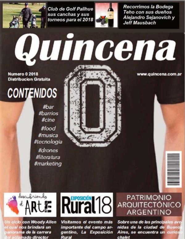 Revista Quincena Revista Quincena