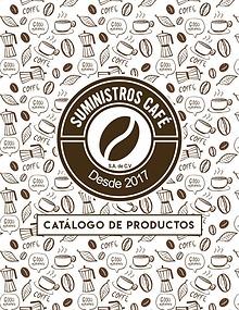 Catálogo - Suministros Café