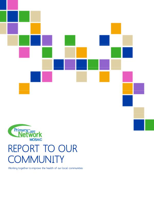 Mosaic PCN Report to Our Community MPCN-ReportToTheCommunity-Full PDF Document