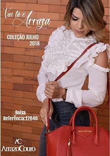 Revista ArrazoCouro Julho
