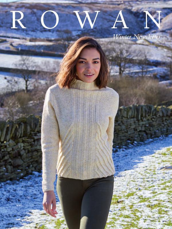 Rowan Winter Newsletter 2018