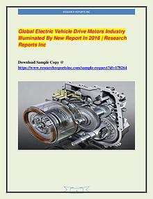 Automotive Industry Research Reports