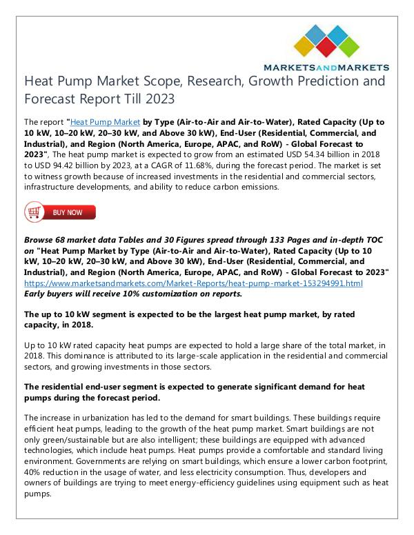 Energy and Power Heat Pump Market