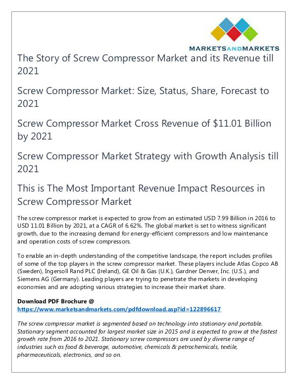 Energy and Power Screw Compressor Market3