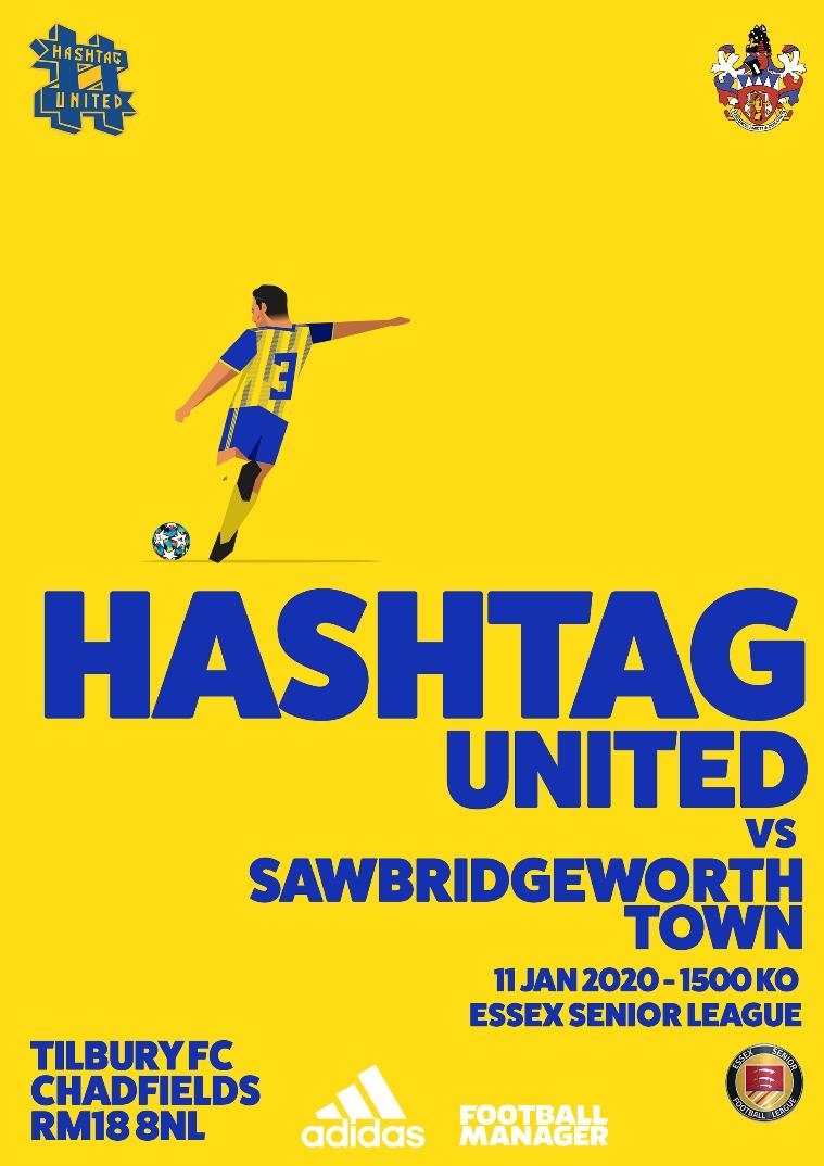 v Sawbridgeworth Town