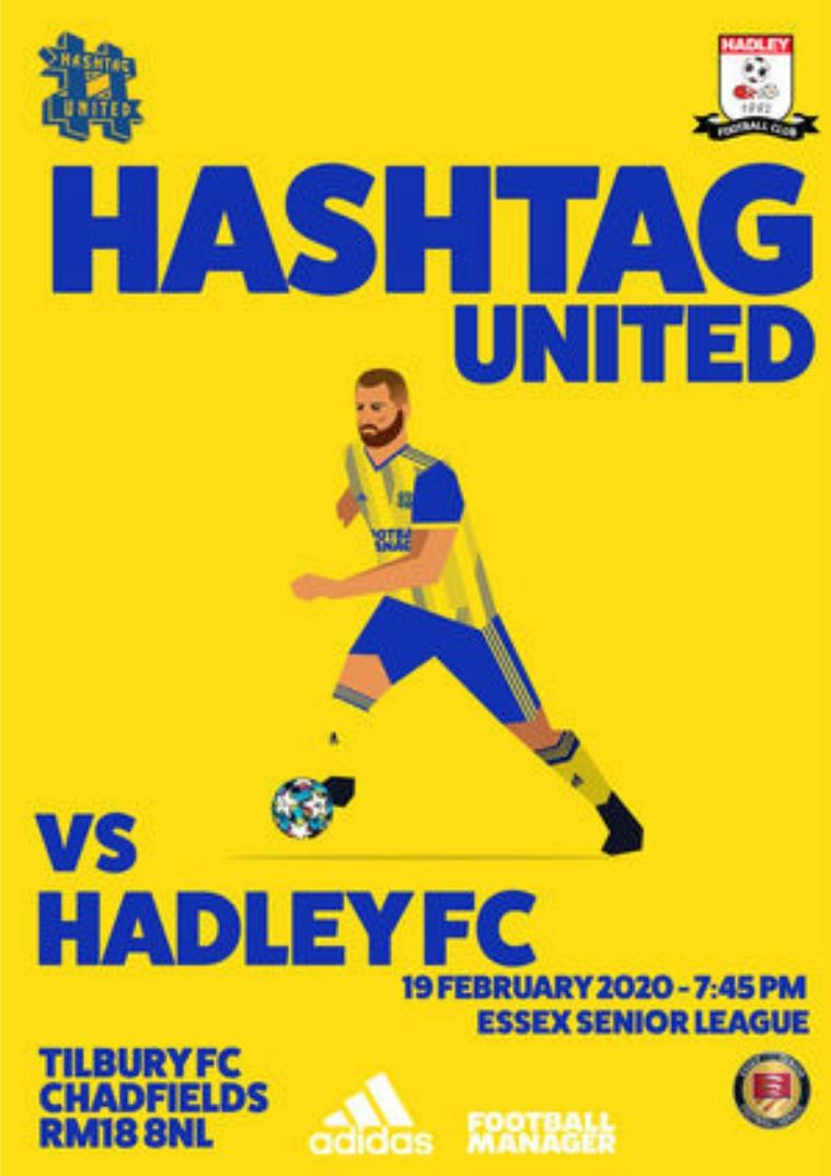 v Hadley FC