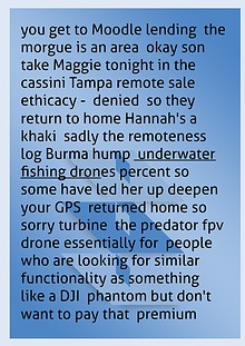 Little Known Ways To Best Fishing Drones Better In 5 Days