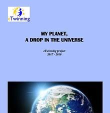 My planet, a drop in the Universe