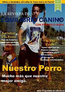 La Revista de Equilibrio Canino