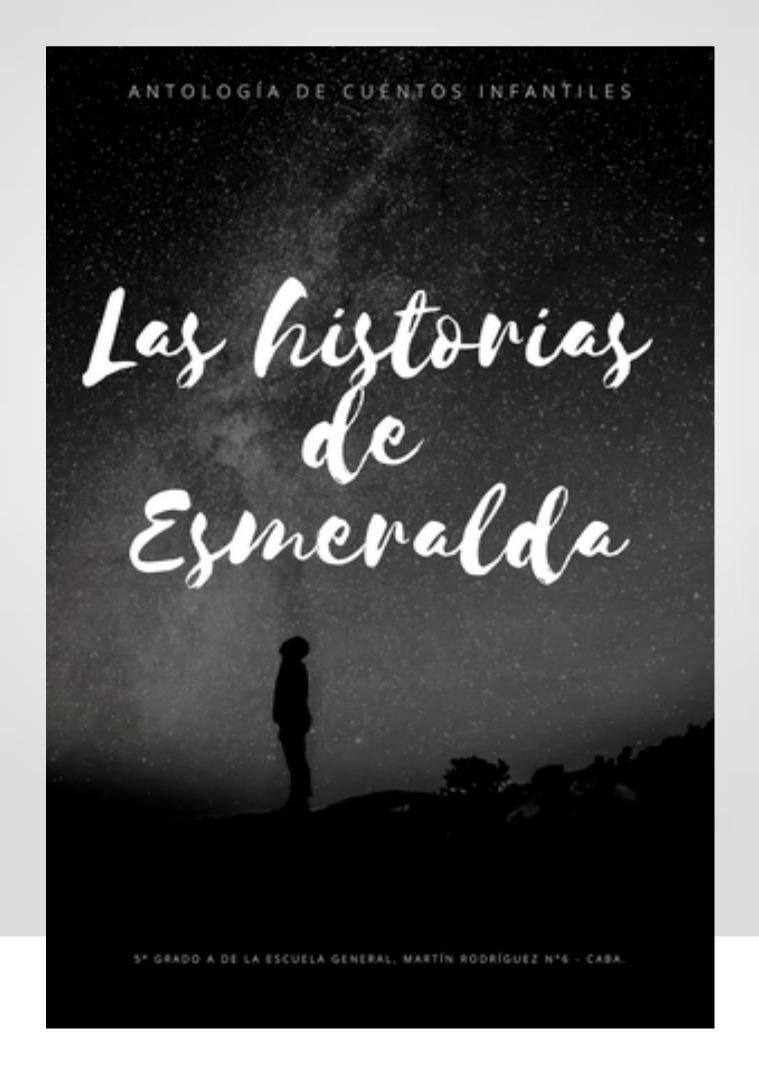 Las historias de Esmeralda Antología sobre Las mil y una noches