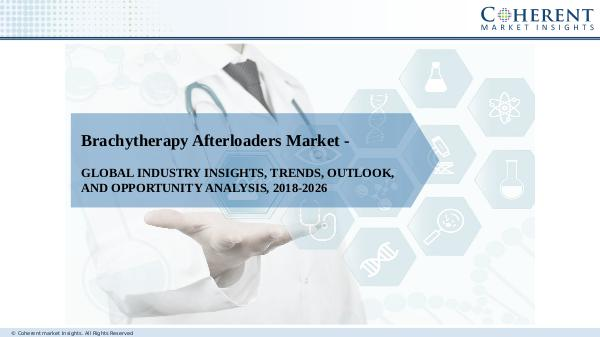 Medical Devices Industry Reports Brachytherapy Afterloaders Market
