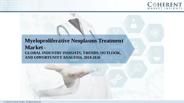 Myeloproliferative Neoplasms Treatment Market