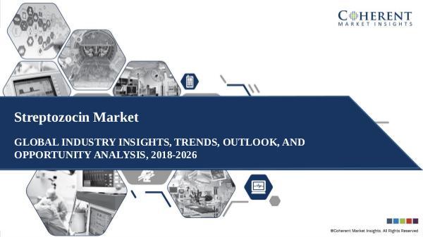 Pharmaceutical Industry Reports Streptozocin Market