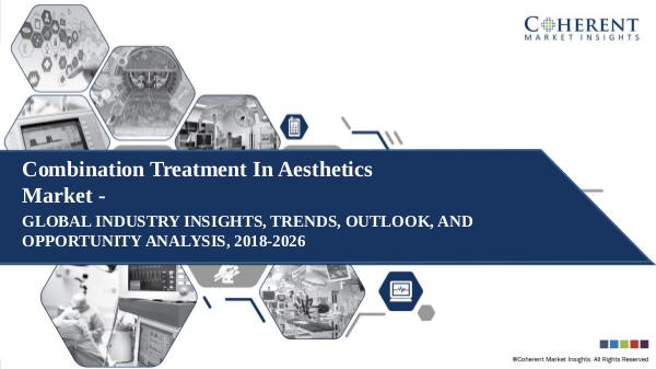Medical Devices Industry Reports Combination Treatment In Aesthetics Market