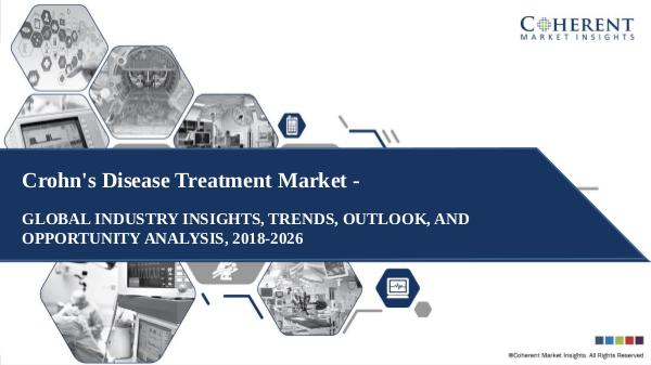 Crohn's Disease Treatment Market