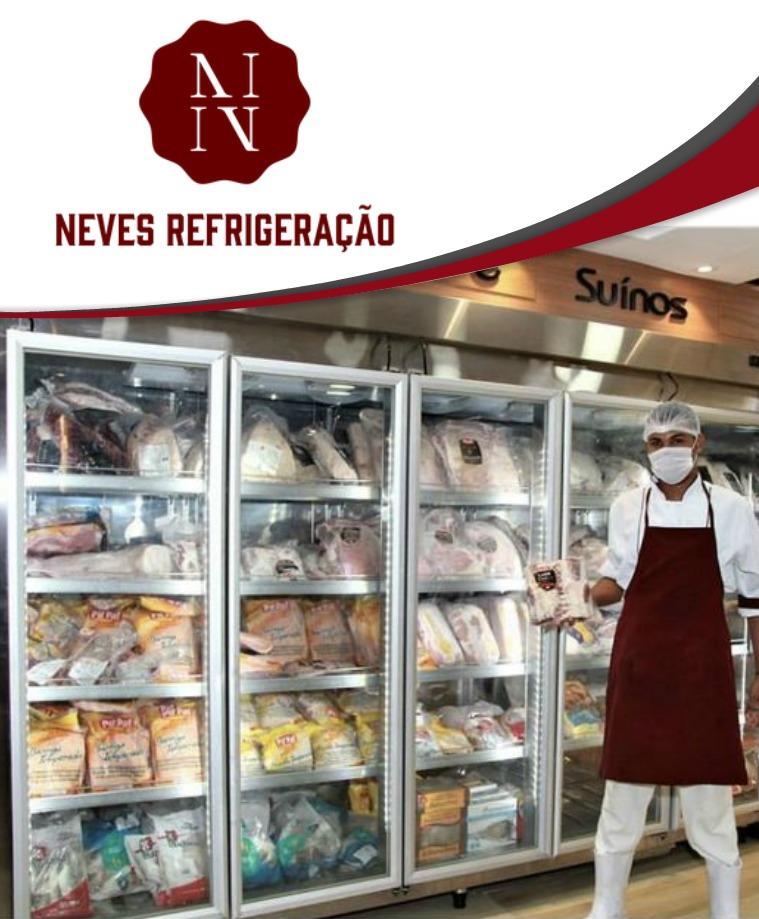 Neves Refrigeração Revista mensal