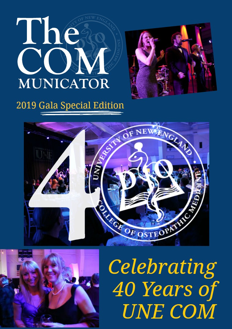 The COMmunicator 2019 Gala Special Edition