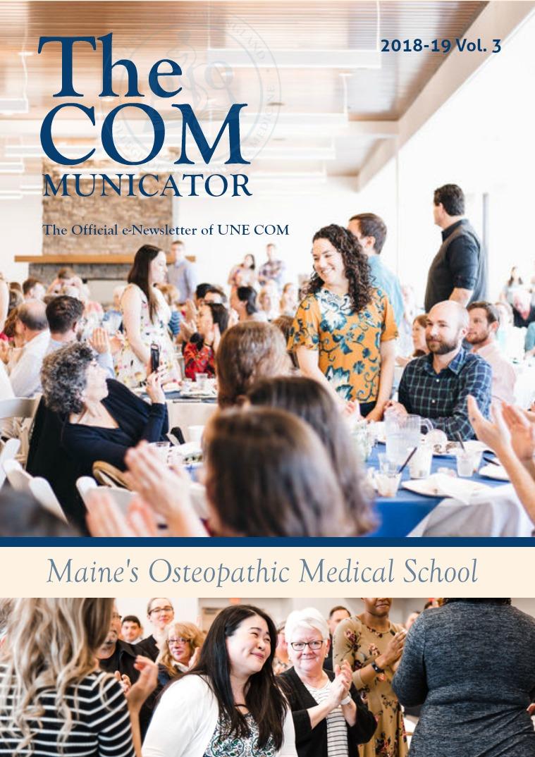The COMmunicator 2018-19 Vol. 3