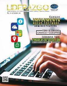 Revista Liderazgo  Canaco Chihuahua