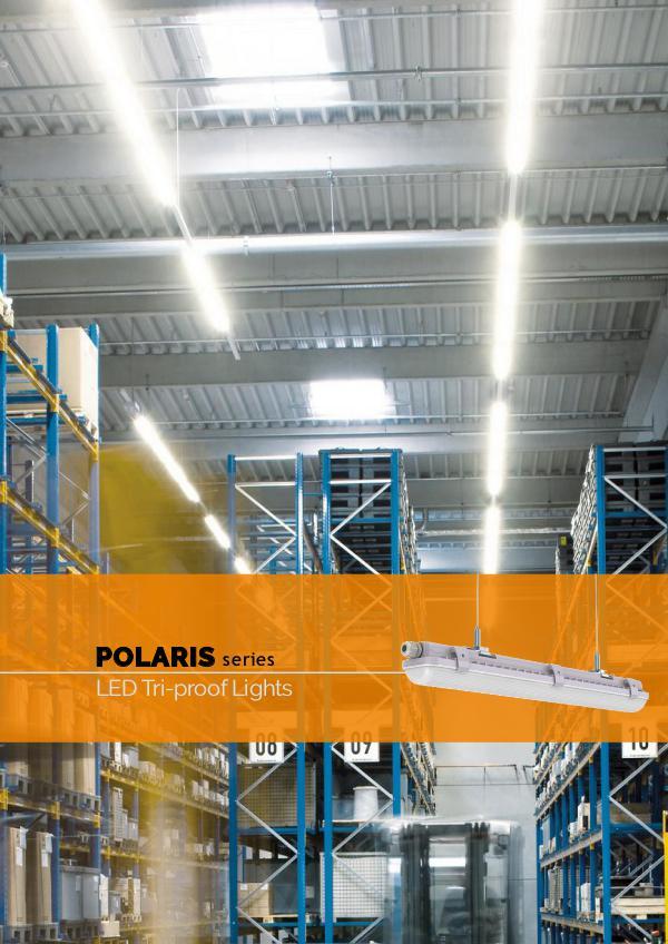SEDA LED LIGHTING CATALOG SEDA LED TRI-PROOF & INDUSTRIAL LIGHT CATALOG