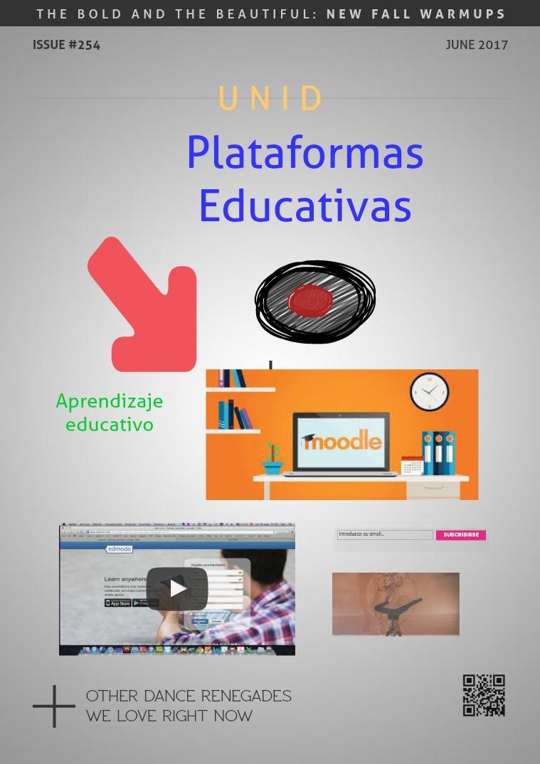 Mi primera revista Plataformas educativas