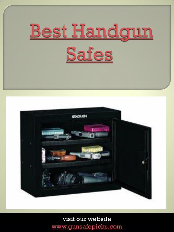 small gun safe | https://gunsafepicks.com/ Best Handgun Safes