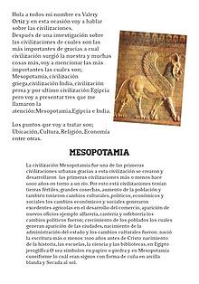 Civilizaciones Edad Antigua