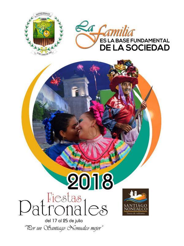 Santiago Nonualco 2018 Revista Santiago nonualco 2018