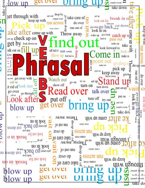 Phrasal Verbs Ingles