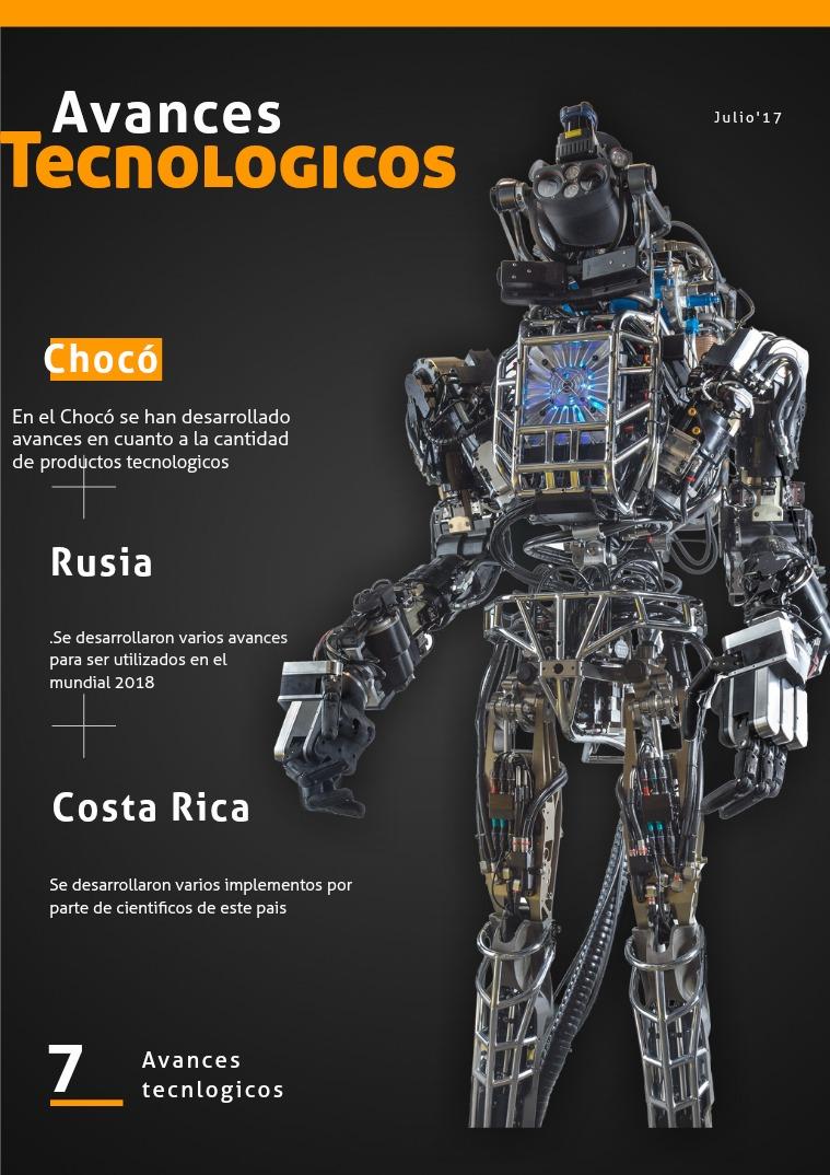 Avances tecnologicos 1