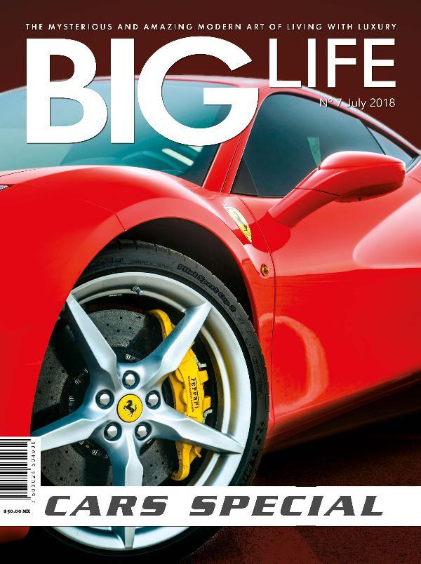 BIG LIFE Magazine BIG LIFE Magazine Edition N°7 - July