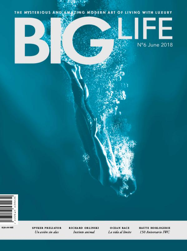 BIG LIFE Magazine BIG LIFE Magazine Edition N°6 - June