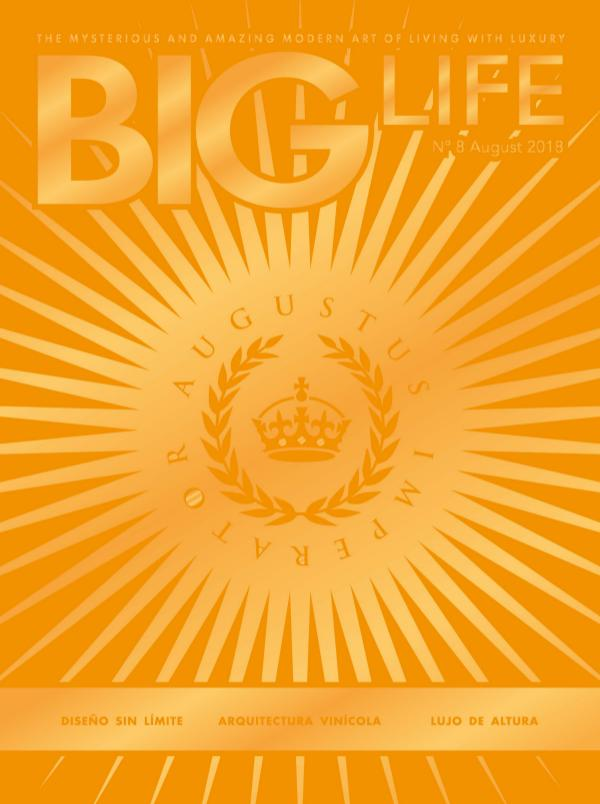 BIG LIFE Magazine BIG LIFE Magazine Edition N°8 - August