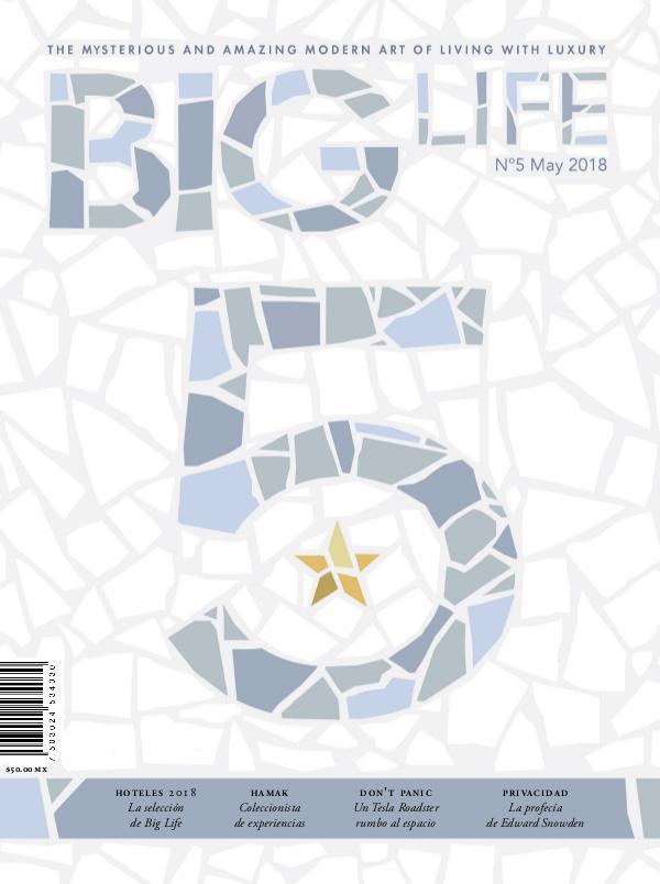BIG LIFE Magazine BIG LIFE Magazine Edition N°5 - May