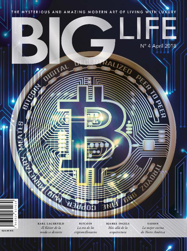 BIG LIFE Magazine BIG LIFE Magazine Edition N°4 - April