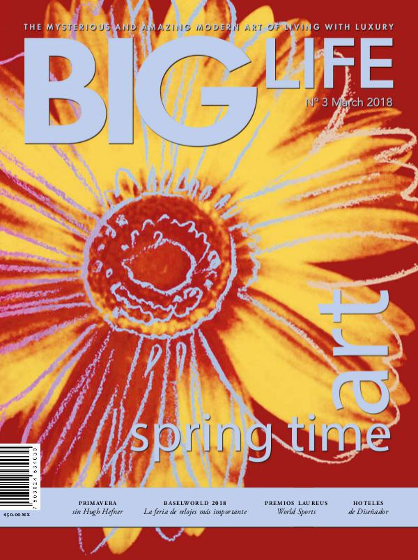 BIG LIFE Magazine BIG LIFE Magazine Edition N°3 - March