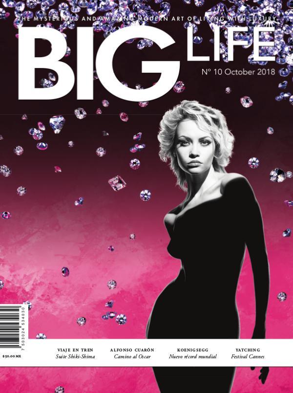 BIG LIFE Magazine Edition N°10 - October