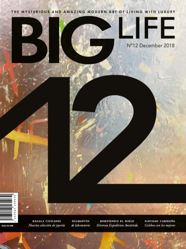 BIG LIFE Magazine BIG LIFE Magazine Edition Nº12 - December