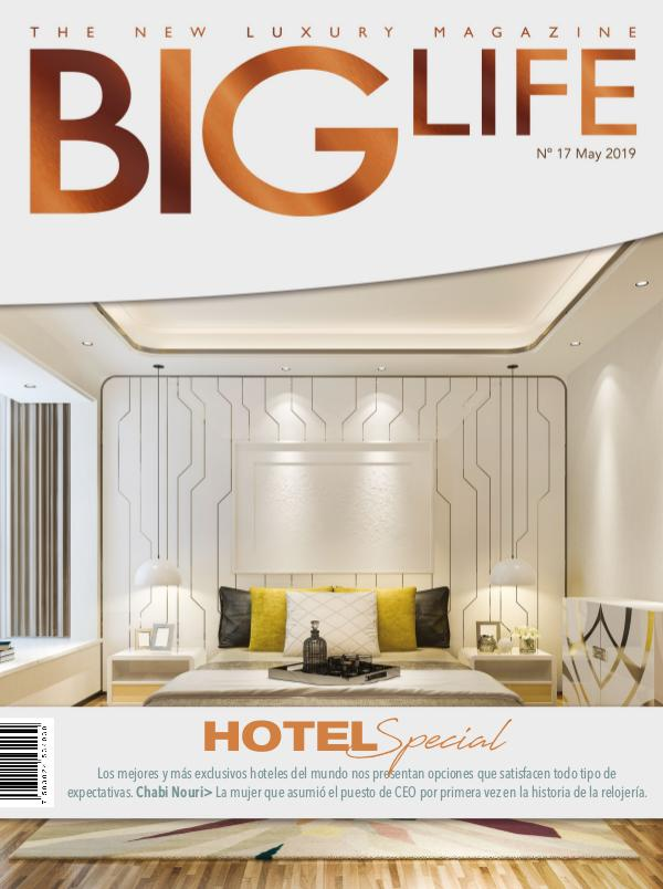 BIG LIFE Magazine Edition N°17 - May 19