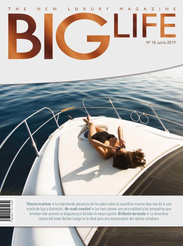 BIG LIFE Magazine Edition nº18 - June 19