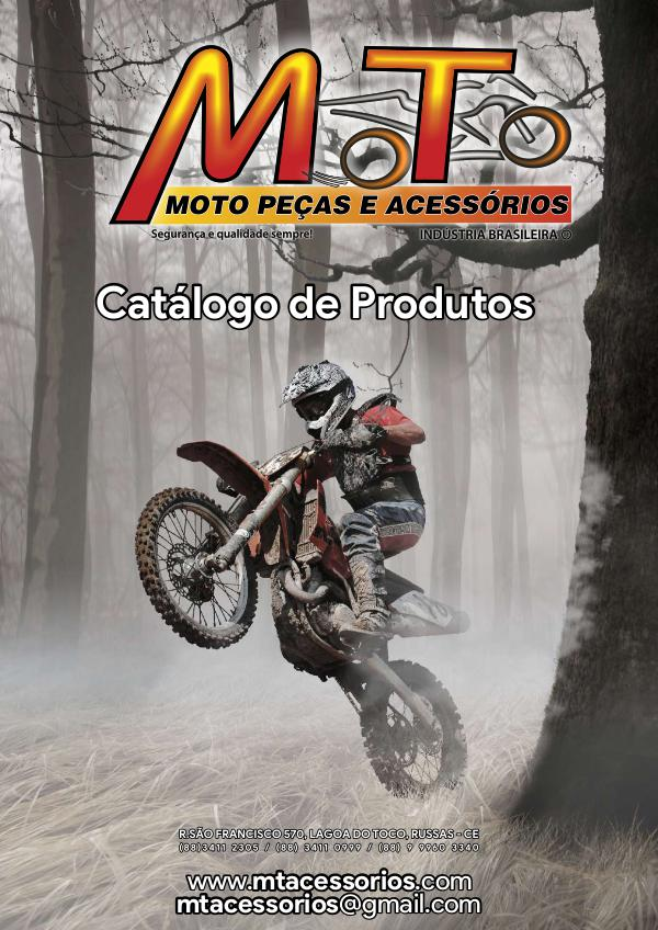 Catálogo de Produtos - 2018 catalogo de pecas 2018