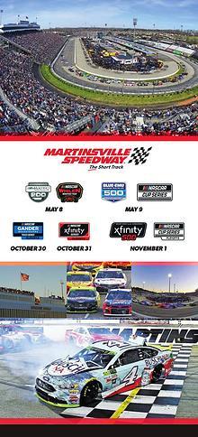 Martinsville Speedway 2020 Guest Guide