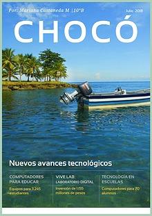 Avances tecnológicos Chocó