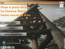 CUC: paso a paso desde la casona Ibarra hasta nuestros días