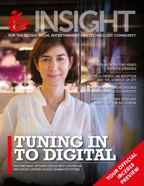 IBC Daily IBC2019 Insight Digital