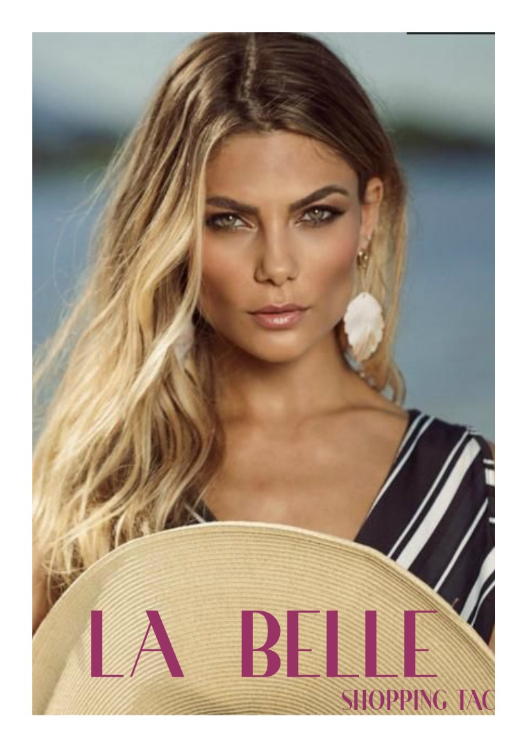 Minha primeira Revista LA BELLE ed.I I