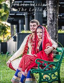 Photo Sessions at The Leela Goa