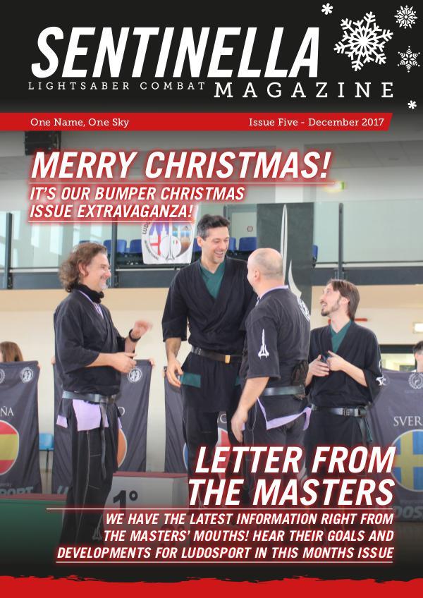 Sentinella Magazine Issue Five - December 2017